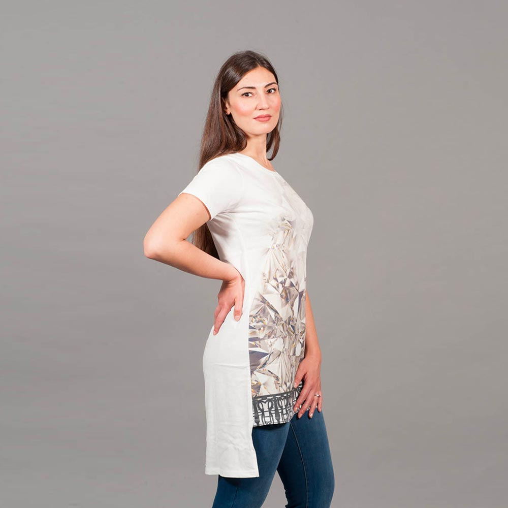 T-Shirt Cristalli